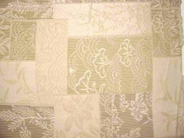 Discount Fabric TAPESTRY Willow Green Geometric Upholstery