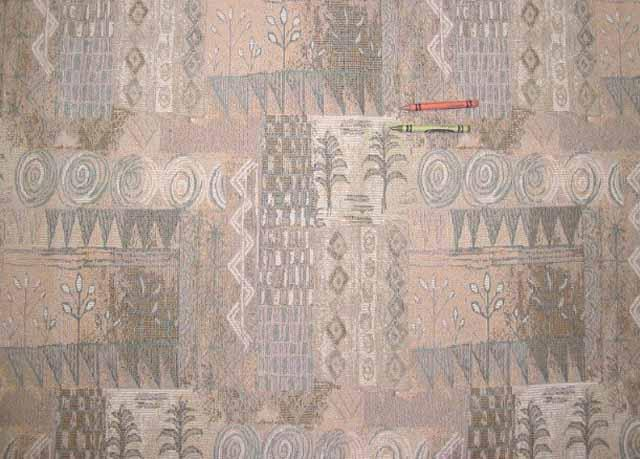 Discount Fabric TAPESTRY Palmetto Khaki (Fields of Grain) Upholstery