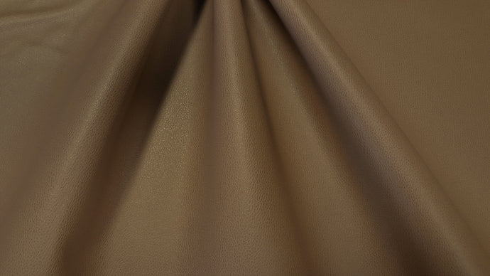 Discount Fabric FAUX LEATHER VINYL Medium Taupe Upholstery & Automotive