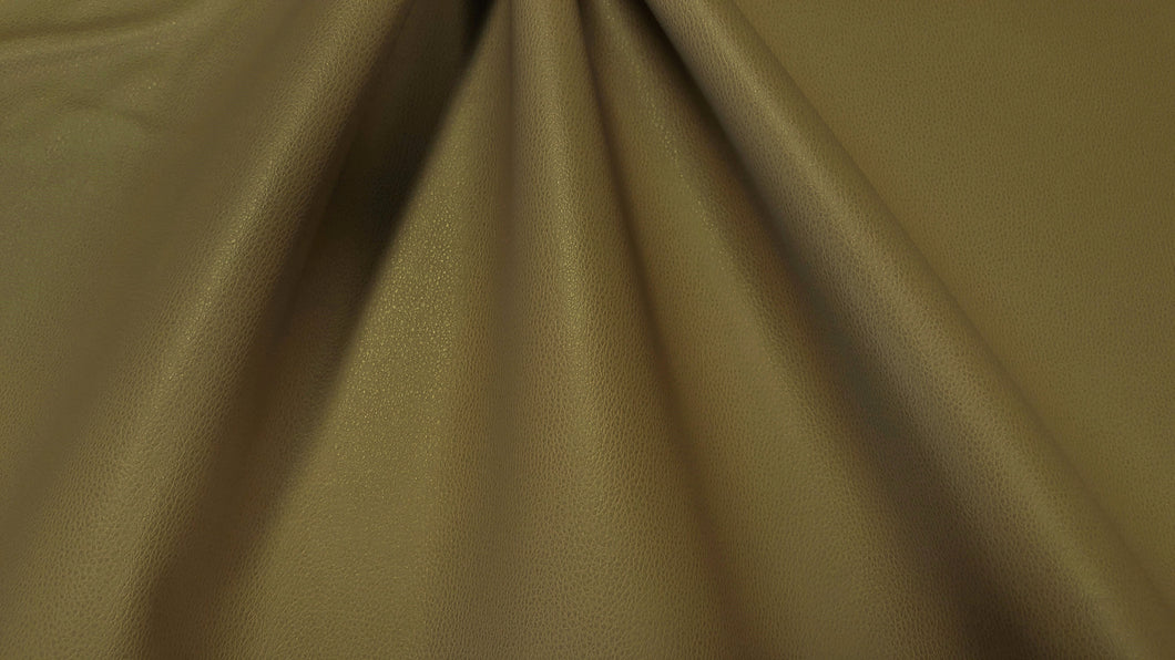 Discount Fabric FAUX LEATHER VINYL Olive Upholstery & Automotive
