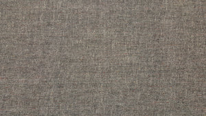 "60"" Gray Tweed Wool Blend Fabric"