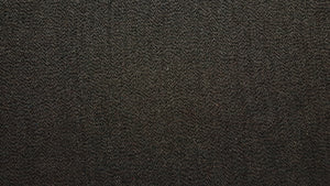"60"" Deep Navy Tweed Wool Blend Fabric"