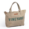 Harvey traveler destination tote bag
