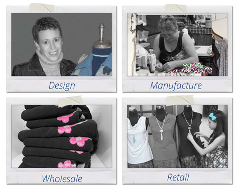 design manufacture wholesale retail at My Ol' Blues