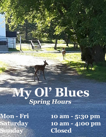 Spring Shopping Hours