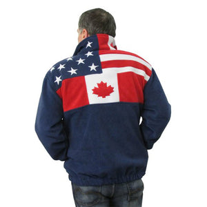 ADULT CAN AM BOMBER JACKET Made in Canada