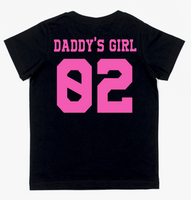 DADDY'S GIRL - KIDS TEES