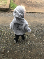 OUTLAWED - KIDS HOODY