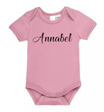 PERSONALISED - ONESIES