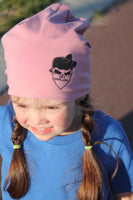 TINY OUTLAWS LOGO - KIDS BEANIES
