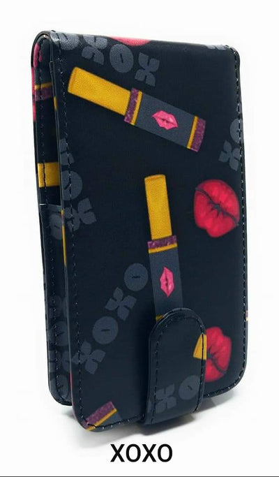 Lip Pouches- Available in many patterns. Stock up and save on bulk orders