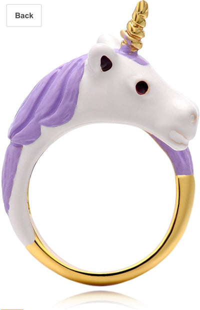 Unicorn Rings - CariWare