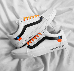 Frecustoms for Virgil Abloh