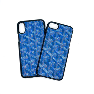 Blue G2.1 iPhone Case