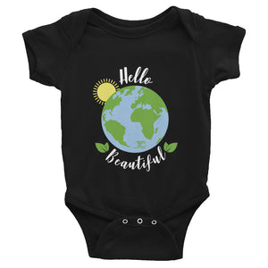 Hello Beautiful - Infant Onesie