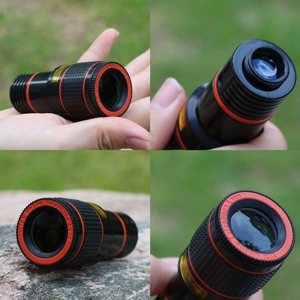 Freeshipping - Outmanlets® 18 x Zoom Lens