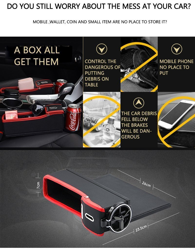 AMAZING CAR POCKET - Allwaystore