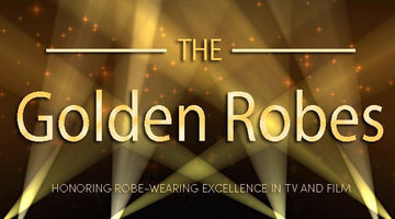 The 'Golden Robes' Robe Awards