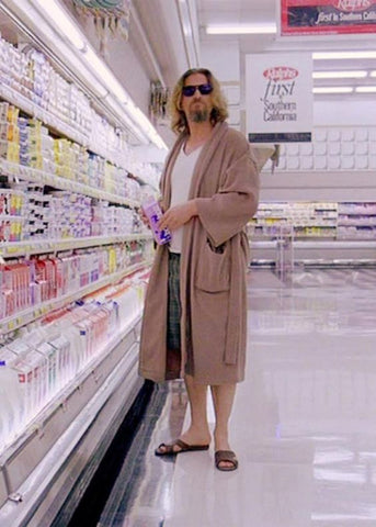 Highway Robery - The Golden Robes - The Big Lebowski
