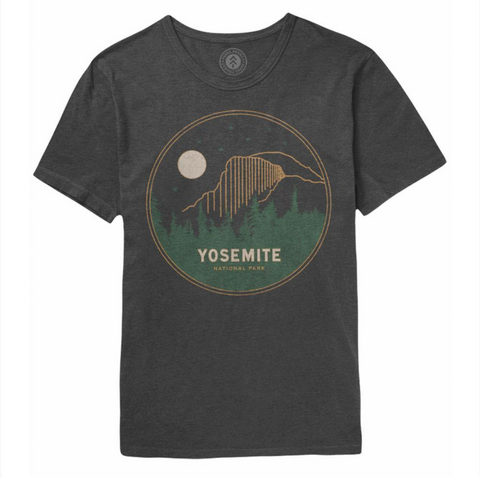 Parks Project T-Shirt for Yosemite National Park
