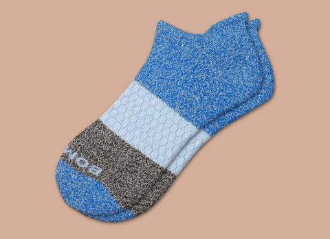 Photo of Bombas Tri-Block Ankle Sock