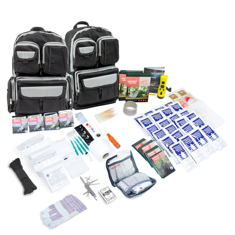 4 Person Urban Survival Bug Out Bag