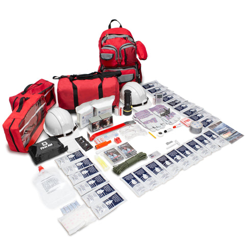 2 Person Deluxe Earthquake Pack