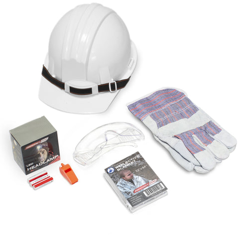 Personal Evacuation Earthquake Kit
