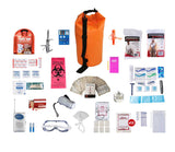 1 Person Deluxe 72-Hour Survival Kit