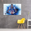 One piece Patriots Phillip Dorsett canvas wall art