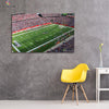 One piece Patriots Stadium View canvas wall art