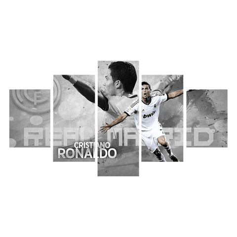 Image of C Ronaldo Celebration