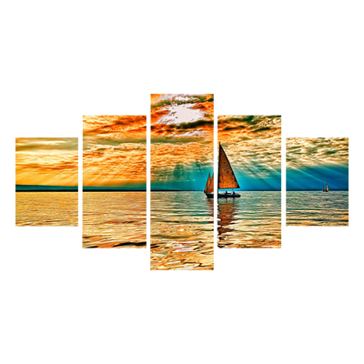 Sailing Canvas Wall Art