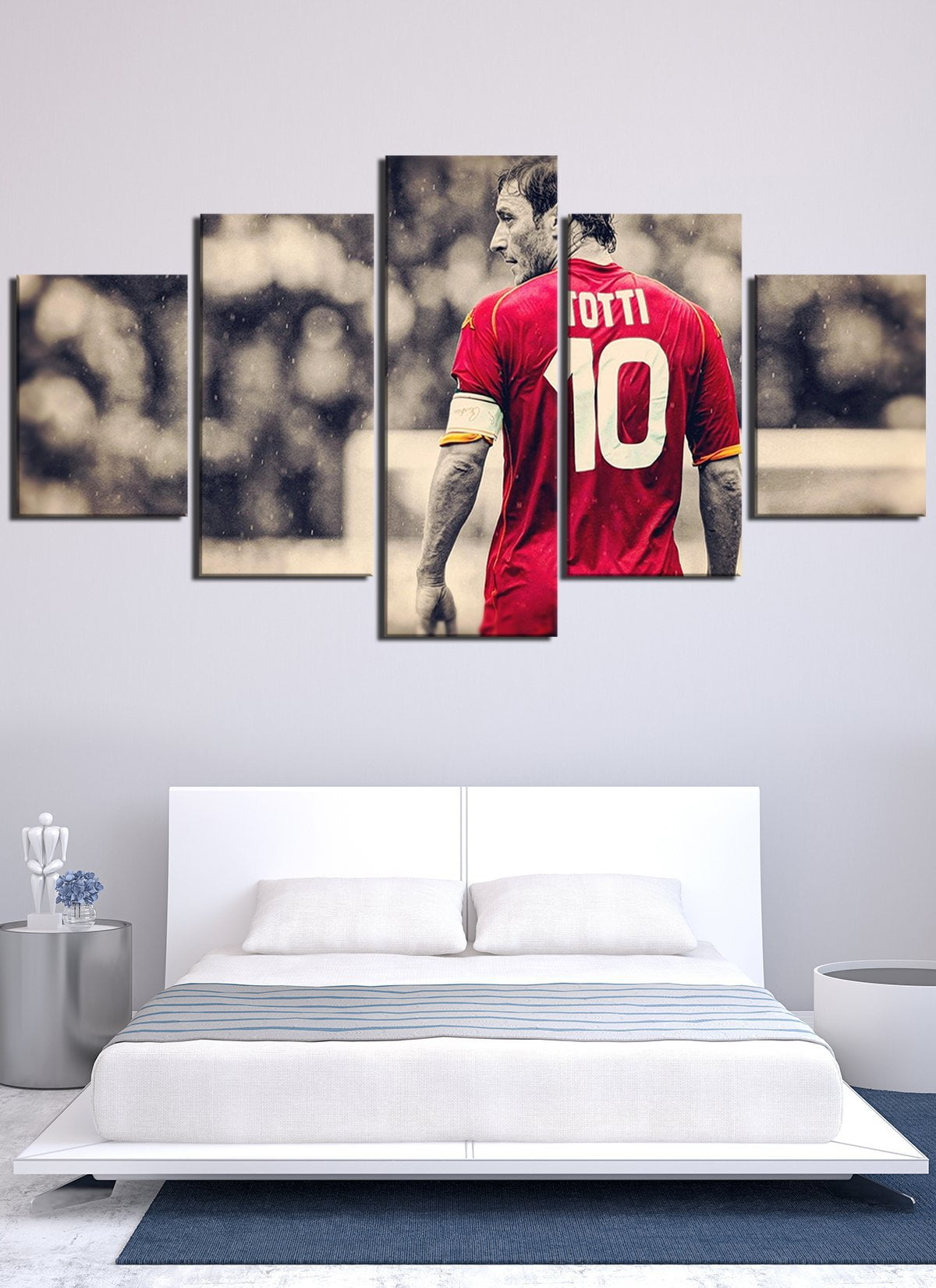 King Of Roma Canvas Wall Art | Canvas Stand | Canvas Art Work