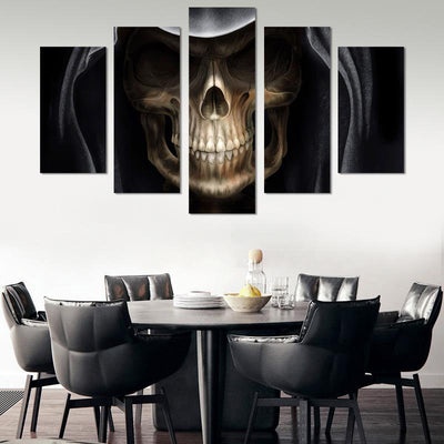 Ghost Rider Canvas Wall Art