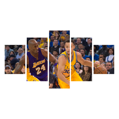 Curry VS Legendary Kobe