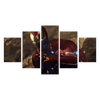 Avengers Iron Man Tony Stark - Canvas Monsters