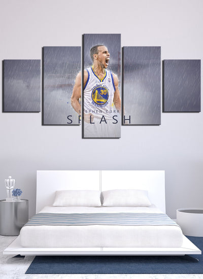 Splash Curry Warriors