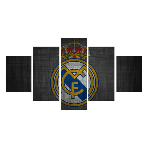 Image of Vintage Real Madrid Flag