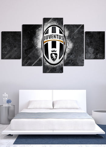 Image of Juventus Canvas Wall Art