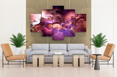 Fairyland Cloulds - Canvas Monsters