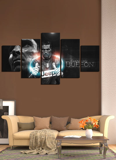Buffon canvas wall art