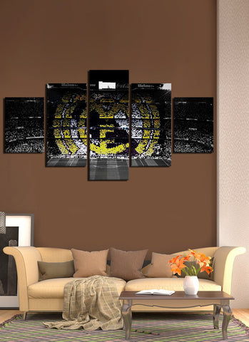Real Madrid Bernabeu Canvas Wall Art