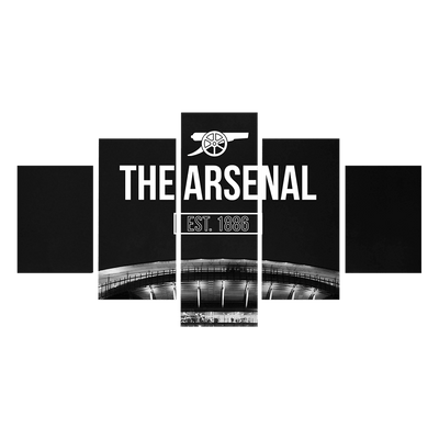 The Arsenal Canvas Wall Art