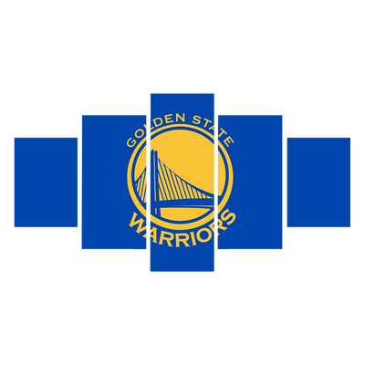 Golden State Warriors Flag