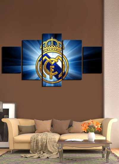 Shining Real Madrid - Canvas Monsters