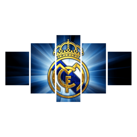 Shining Real Madrid