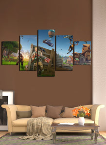Fortnite Canvas Wall Art