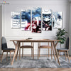New England Patriots James White canvas prints