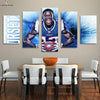New England Patriots Phillip Dorsett canvas prints
